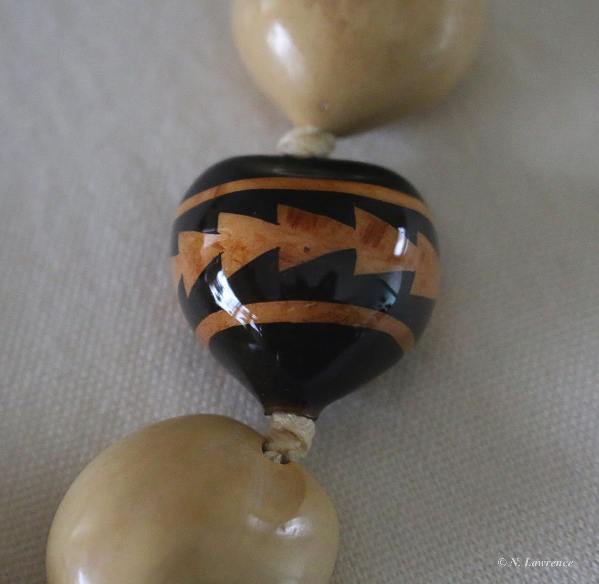 Lei Hala Design Epoxy Nut