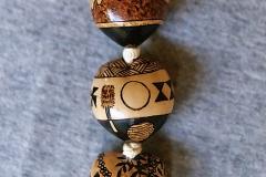 Ka Pa'u O Hina Lei Detail 1